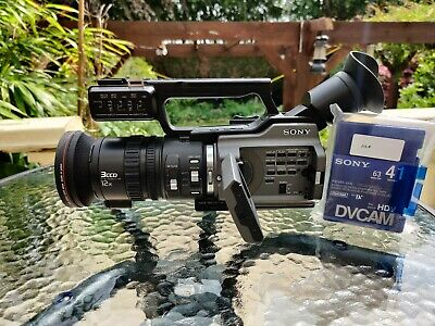 Sony PD170 DvCam Camcorder