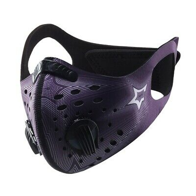 Dust proof Breathable Face Shield Anti-fog Outdoors Cycling Face Cover Reusable