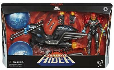 """Guns Loose Mint Frank Castle New Marvel Legends 6/"""" Cosmic Ghost Rider w//Chain"""