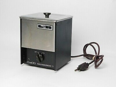 L&R Transistor / Ultrasonic T-7  Cleaner