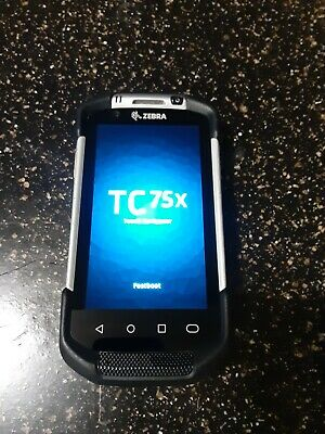 Zebra Tc70x TC700K Android Mobile Barcode Scanner (Walmart Software)