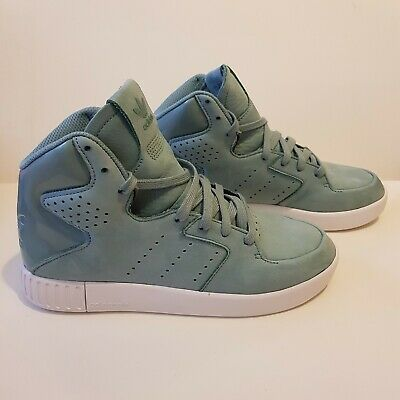 Adidas Tubular Invader 2.0 Green Trainers, Size UK 6 EU 39.5, New In Box