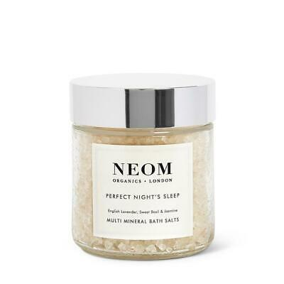 Neom Organics Perfect Night's Sleep Multi Mineral Bath Salts 450g