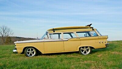 1959 Ford Ranch Wagon STAND/DELUX 1959 FORD RANCH WAGON FAIRLANE