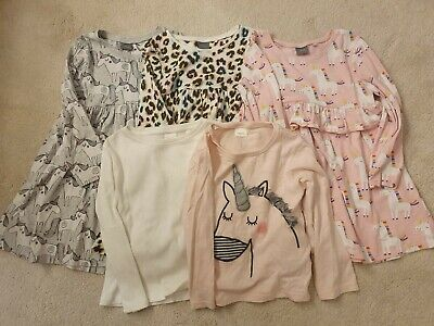 Next Infant Girls Dress Tops Bundle Age 2 3 Years
