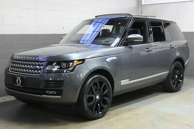 2016 Land Rover Range Rover  2016 RANGE ROVER SUPERCHARGED, $115,875 MSRP, JUST SERVICED!!!