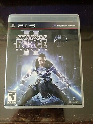 Star Wars The Force Unleashed II Game For Playstation 3 PS3