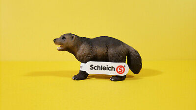 Schleich WOLVERINE Retired 14646 New With Tag RARE