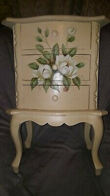 PAINTED FRENCH STYLE ANY ROOM DRAWERS  x 3 SHABBY CHIC