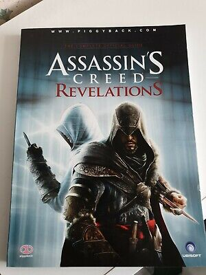 Assassins Creed Revelations Official Guide