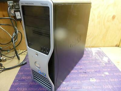 Dell Precision T5500 Xeon X5650 @ 2.67 Ghz / 4GB Ram / Nvidia QUADRO 6000#