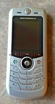 Used Retro Classic Motorola On Vodaphone Network With Charger