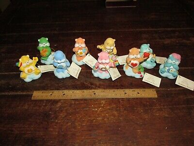 Vintage '84 Designers Collection American Greetings Care Bears Cheer Bear