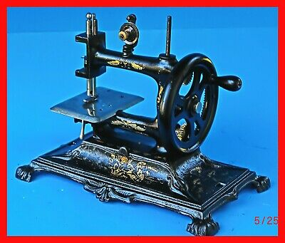 MULLER No.12 - Sewing Machine 1800's - Germany