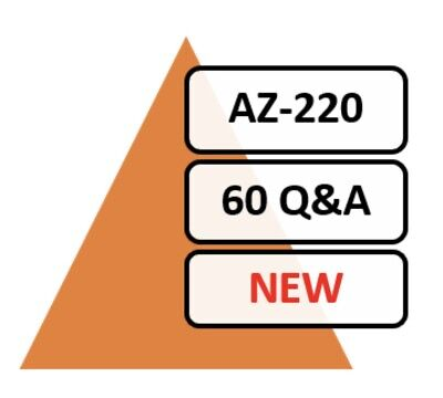 Updated AZ-220 Exam 60 Q&A PDF File