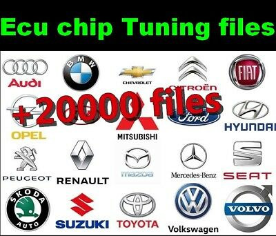 PROFESSIONALLY Ecu chip Tuning files remap -- software Download Version