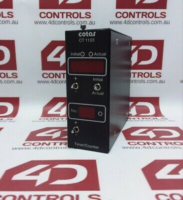 51.1103.01 | Cotas | Timer/Counter LED Display - Used
