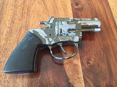 Lone Star Kojak Revolver - Fully working rare collectable