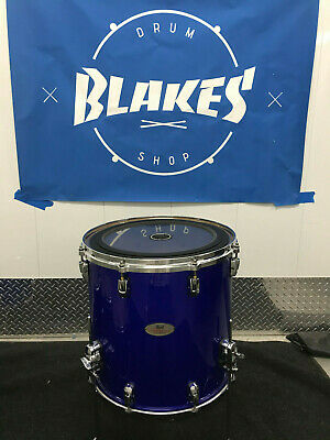 Pearl Reference Rhythm Blue 16 x 16 Floor Tom Drum - Excellent