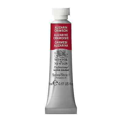 Winsor & Newton Artists Professional Water Colour - 5ml and 14ml Tubes