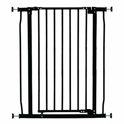Dreambaby Liberty Xtra-Tall Safety Gate (Fits 75cm-81cm) Black