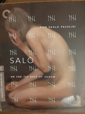 Salo 120 days of sodom criterion