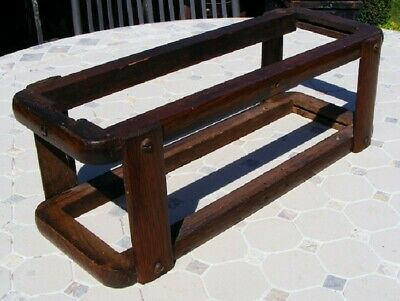 Antique Singer Sewing Machine Drawer Cradle (only)