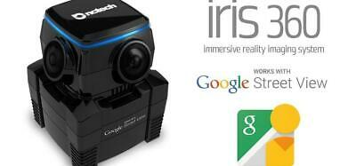Iris 360 Google Street View 360° Virtual Tour Camera
