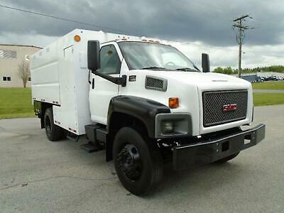 2008 Gmc C6500 Chipper Dump Truck (Low Miles) Forestry Arborist