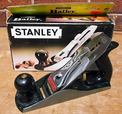 Stanley No 4  Hand Plane Made in England New old stock