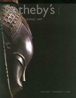 Sotheby's NO8132 African Tribal Oceanic Art Auction Catalog 2005