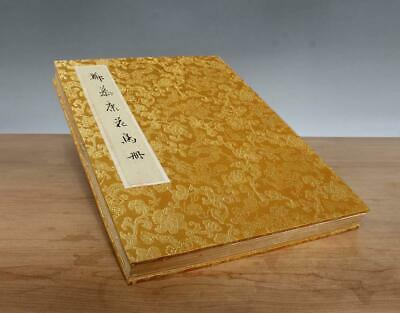 600CM Zheng Mukang Signed Old Chinese Hand Painted Calligraphy Scroll w/Bird