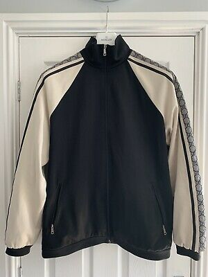Gucci Oversize technical jersey jacket Zip Up L