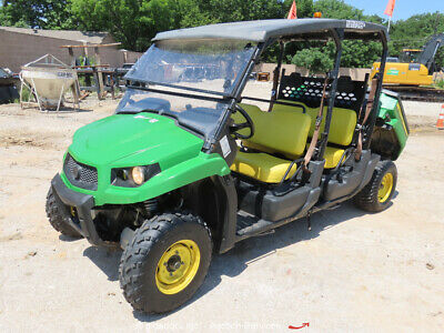 2017 John Deere XUV560S4 4-Passenger Utility Vehicle Cart UTV bidadoo -Repair