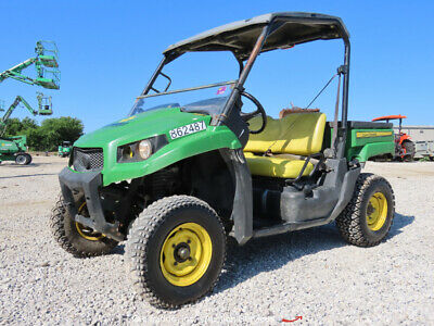 John Deere XUV 560 2 Seater Utility Vehicle Cart UTV 4WD OHV Gas bidadoo -Repair
