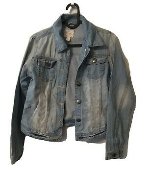 Girls Next Denim Jacket Age 13 - 14 Years