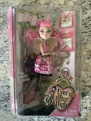 Ever After High C.A. Cupid Daughter Of Eros Mattel Doll BBD41 BDB09