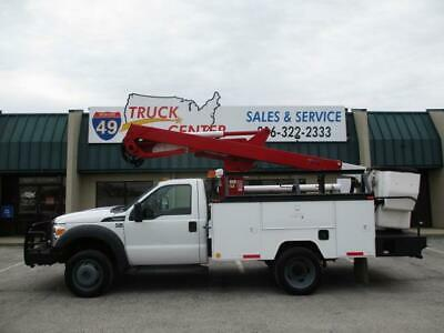 2013 Ford F-550 4X4 42' Reach Bucket Truck