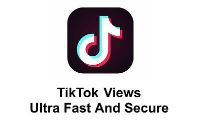 TikTok views up to 15,000! Fast And Secure