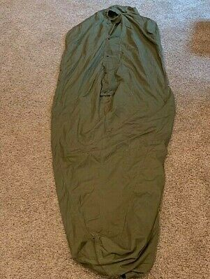WW2 U.S. Water Repellant Sleeping Bag Case Dated 1944