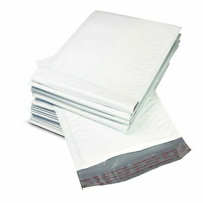 Poly Bubble Mailers Padded Shipping Mailing Envelopes Self Sealing Bags
