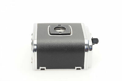 Hasselblad A12 V-Button Roll Film Back Chrome                               #522
