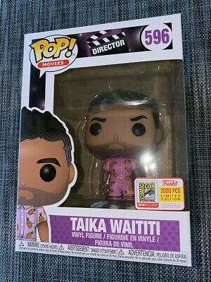 Taika Waititi Funko Pop! Movies: Director Limited 3,000 Pcs SDCC 2018 Exclusive