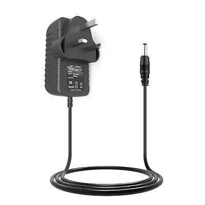 Replacement 12V 1A AC-DC Switching Adapter for model WA-12M12FK