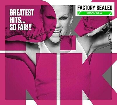 PINK ‎–  Greatest Hits... So Far!!!  21 Track Edition CD NEW