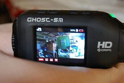 Drift Ghost S 32GB storage (upgradeable) Helmet / Action Cam