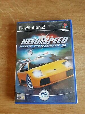 Need For Speed: Hot Pursuit 2 (PS2), Good PlayStation2, Case only