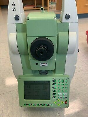"""Leica TCRP1203 R300 Reflectorless Total Station 3"""" + Parani SD1000"""