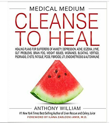 Details about Medical Medium Cleanse to Heal (P-D-F )