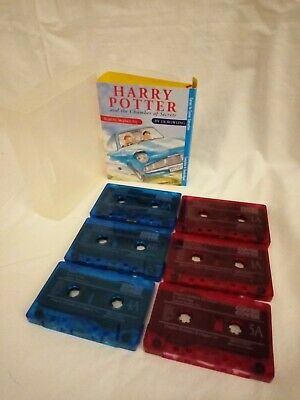 Harry Potter and the Chamber of Secrets Audio book read by Stephen Fry.